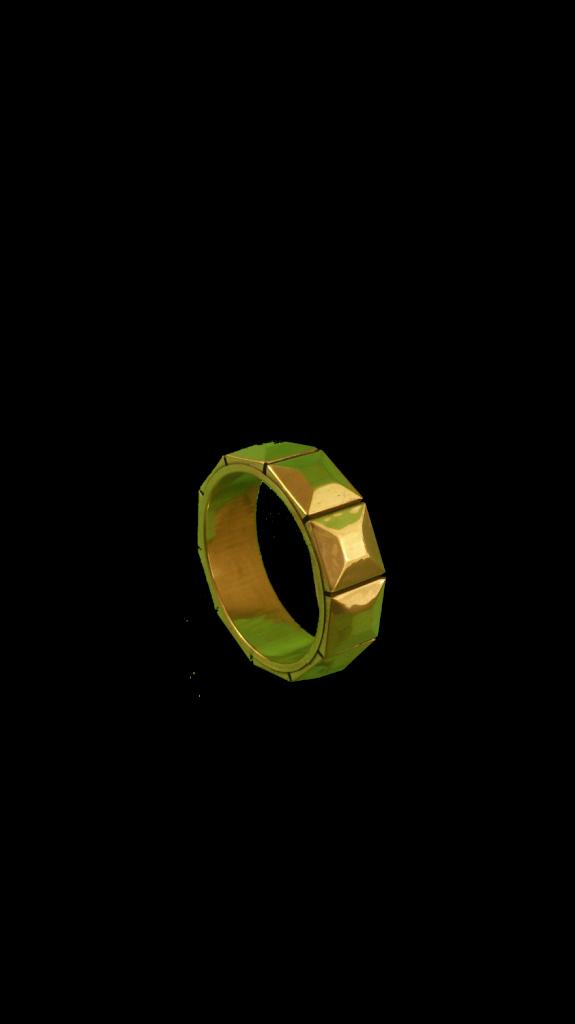 Manouk AA096-2 Armband Facet Goud