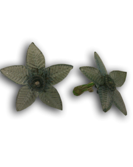 Manouk S081-3 Oorbellen bloemvorm