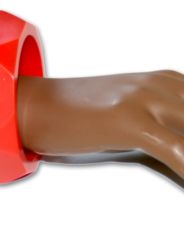 Manouk aa092-6 Armband Rood