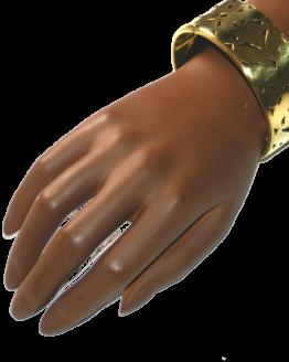 Manouk aa095-2 Koperen armband
