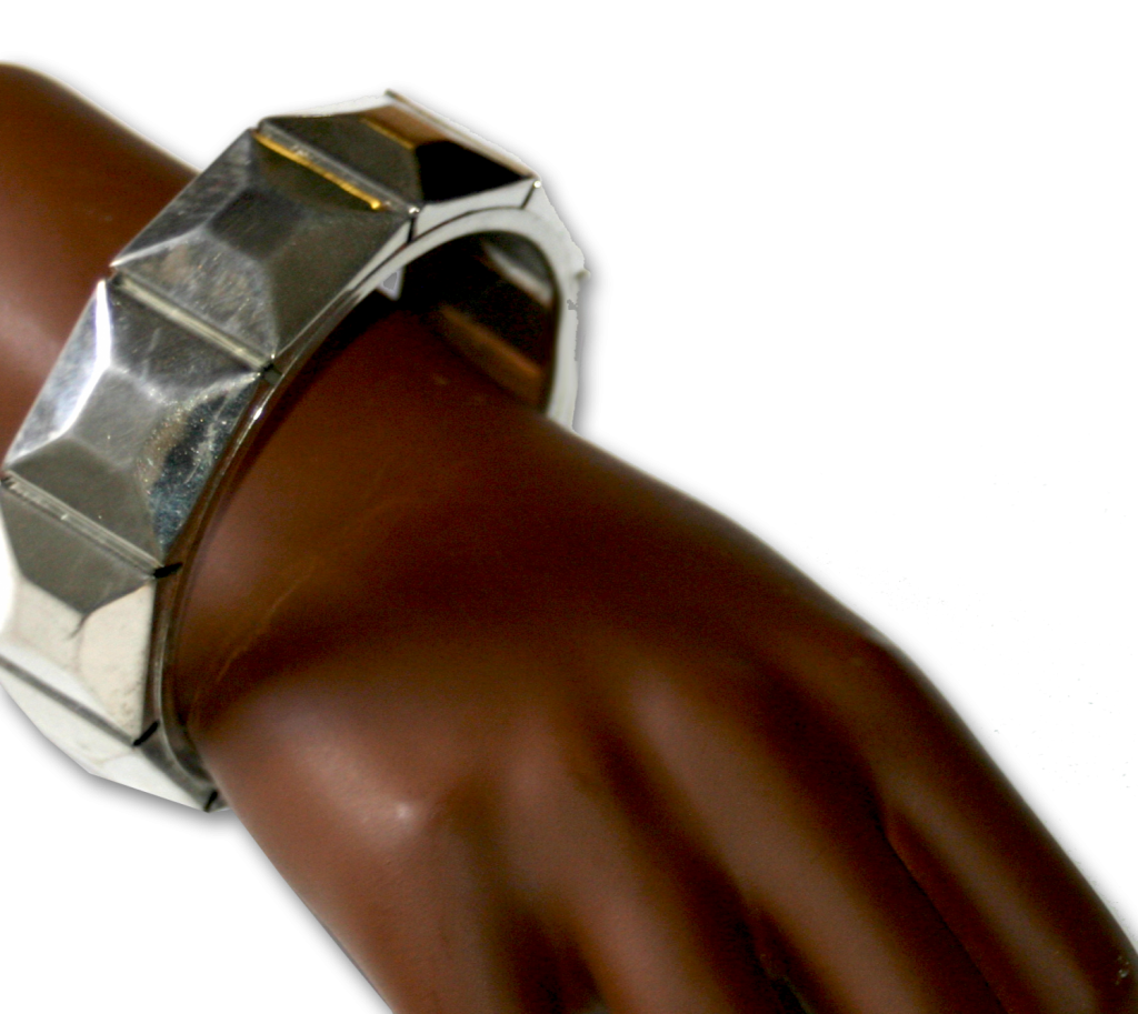 Zilverkleurig Armband Manouk aa096-3
