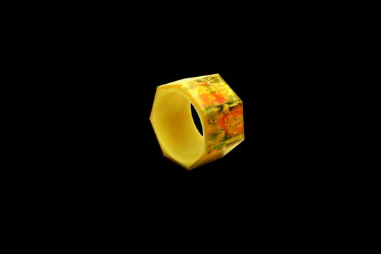 Manouk bb025-1 Indiaas Motief - Bijoux / kunsstof