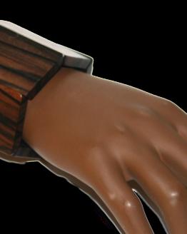 Manouk bb173-1 Zeskantige Armband