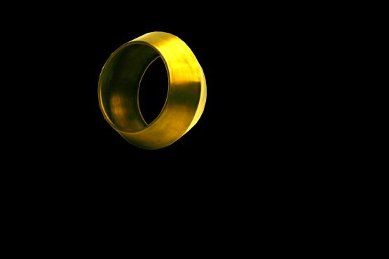 Manouk bb178-2 Koperen armband