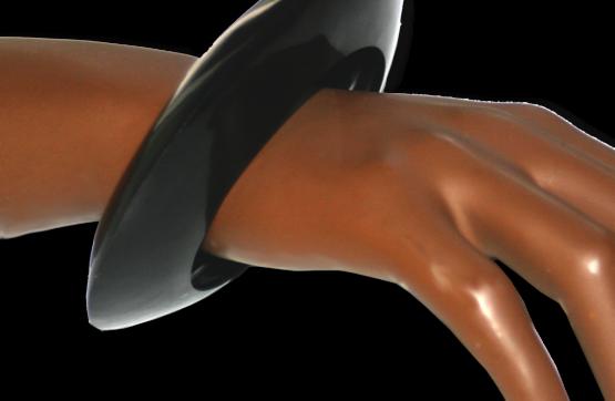 Manouk ff043-2 discus armband