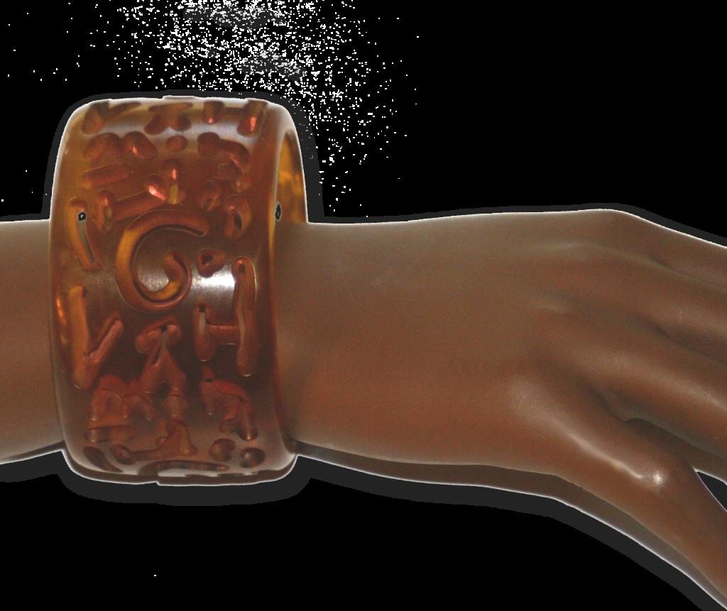 Manouk gg015-2_1 Barnsteen Armband