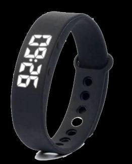 Pedometer horloge