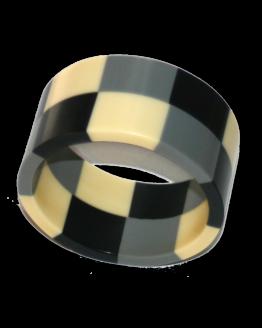 Manouk jj077-1 driekleurige armband