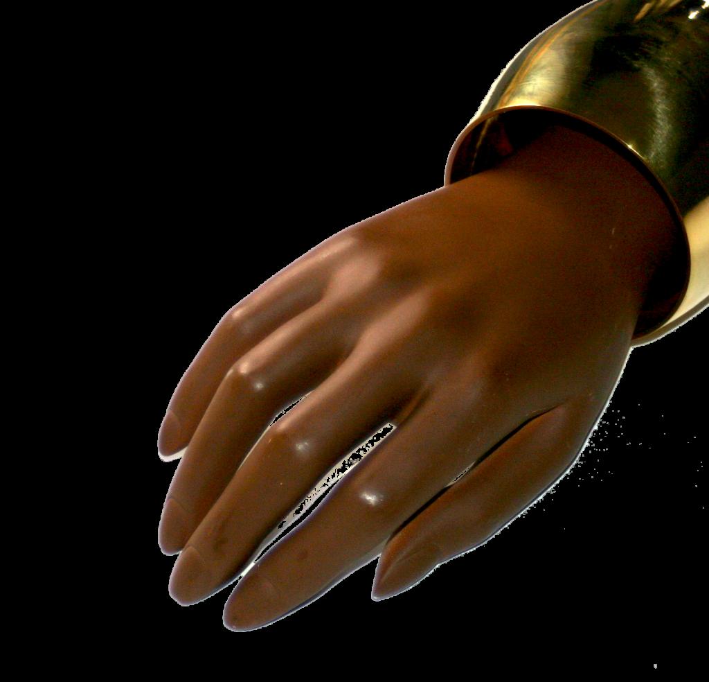Manouk n087-1 Koperen armband