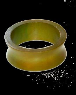 Manouk s193-1 Armband Geelgroen