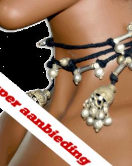 super-aanbieding / ketting India - bijoux
