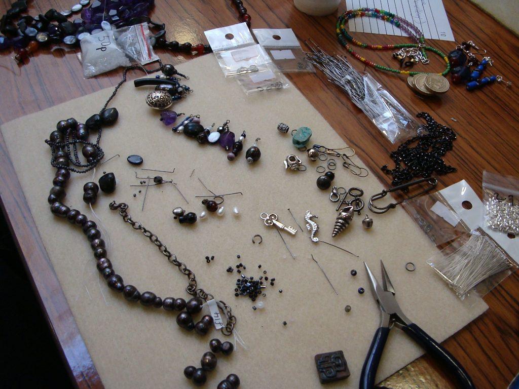 zelf sieraden maken