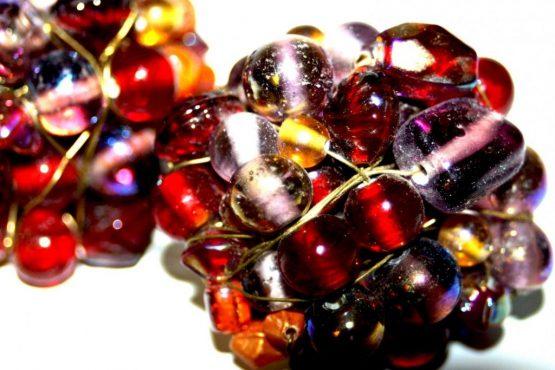 Manouk ee078-1 Colorful Oorbellen