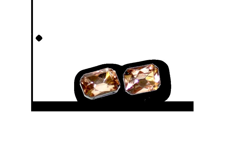 Manouk ee226-1 Rookkwarts Oorbellen