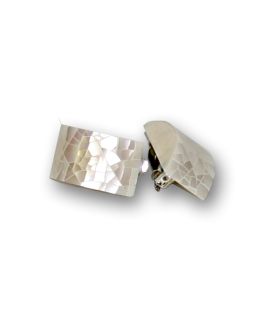 Manouk l119-1 Pearl Arch Oorbellen
