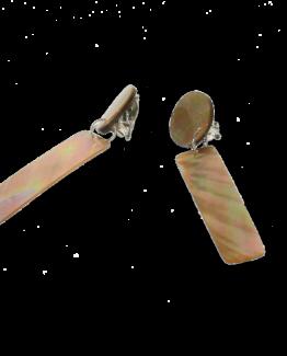 Manouk n220-2 Aizza Oorbellen / clips / bijoux