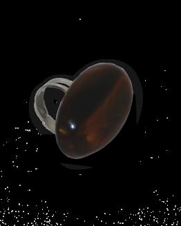 Manouk r177-3_1 Dark Wood Ring / Bijou / een maat