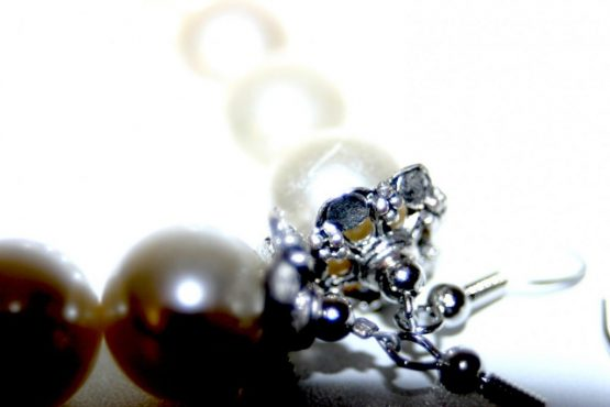 Manouk r215-5 Pearly Oorbellen