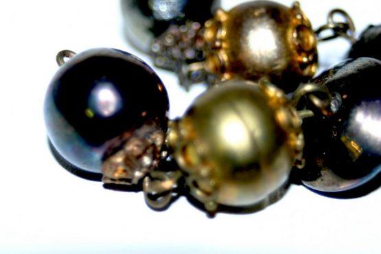 Manouk t031-1 Makarim Oorbellen / bijoux