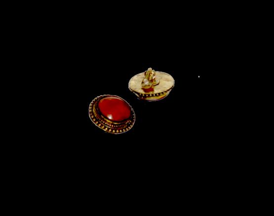 Manouk v051-6 Beatrix Oorbellen / bijoux