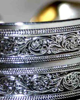 aa02 Armband Tibet Zilver / bijoux / casual