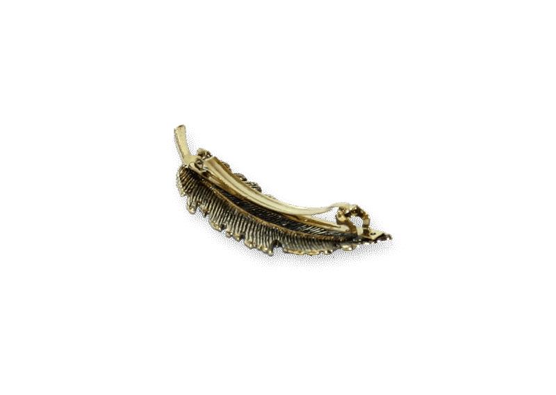 Haarclip_01 Leaf / bijoux / accessoires