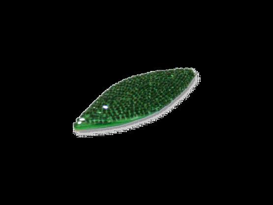Manouk r015-5 Sierspeld Shiny Green / bijoux / broche