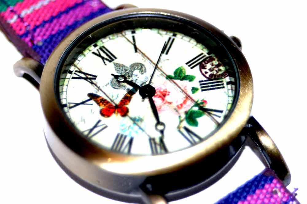 horloge bohemian / accessoires / fashion