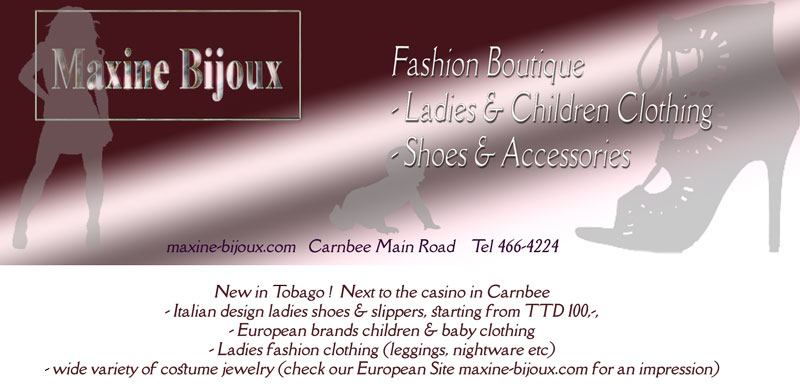 tobago fashion shop