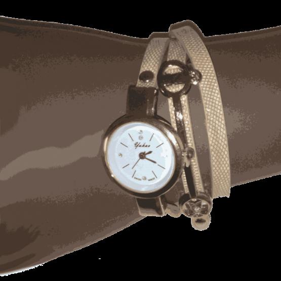 Horloge Natural Wrap