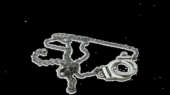 Ketting Handcuffs / bijoux / cuffs / chain / voordelig