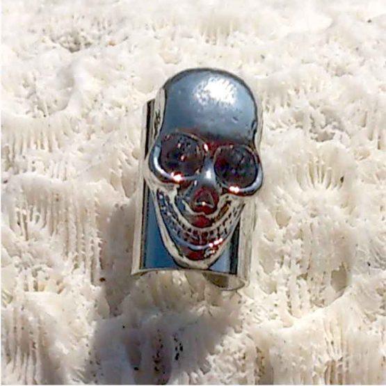 Cuff Skull Oorbellen / Bijoux / Schedel / Accessoire / Gothic