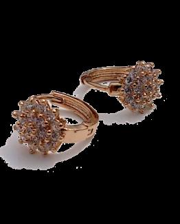 Gala Oorbellen / bijoux / design / Strass