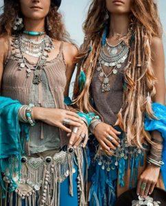 turquoise bijoux en sieraden