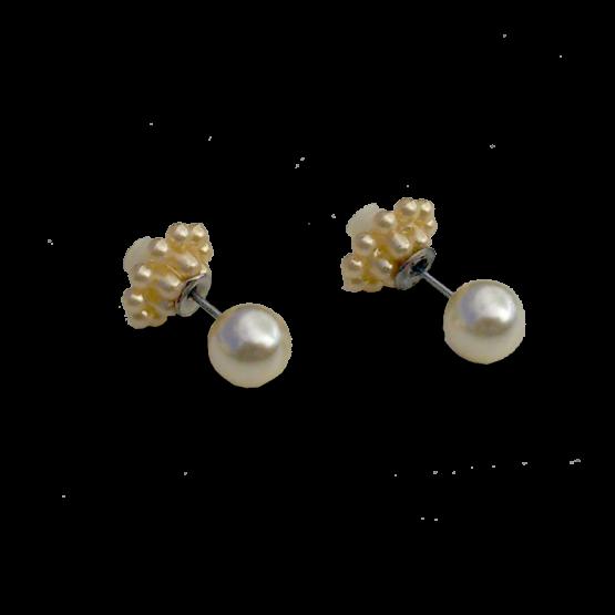 Pearl Small Oorbellen / bijoux / budgetline / parelmoer