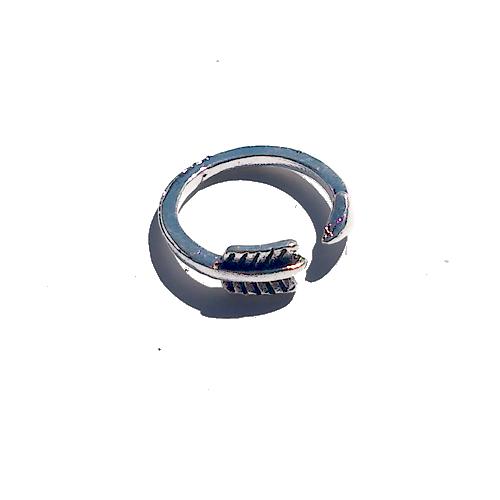 Boho Ring Klein 8 / Bijoux / zilverkleur / Bohemian / Betaalbaar