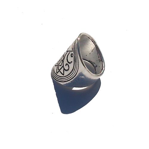 Boho Ring Groot 8 / bijoux / bohemian / betaalbaar