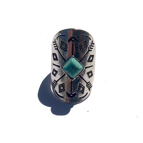 Boho Ring Groot 3 / bijoux / bohemian / betaalbaar