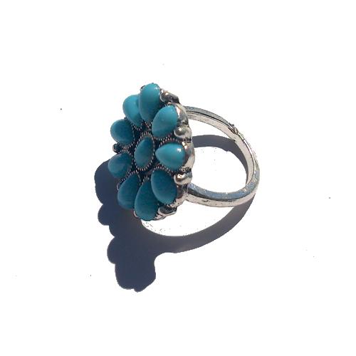 Boho Ring Groot 2 / bijoux / bohemian / betaalbaar