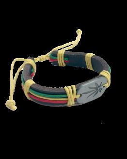 Armband Sensimilla / bijoux / streatwear / meerkleurig