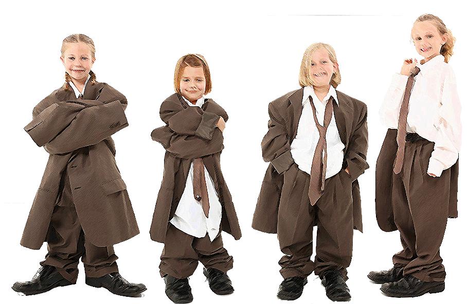 one-size-fits-all / kledingmaten dames