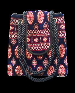 m2-248-19 / Torba plus / made of carpet / tapijt tas