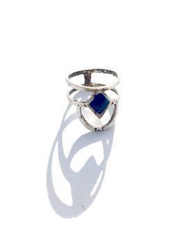 Boho Ring 2016 / versie 4 / bijoux / bohemian / zilver