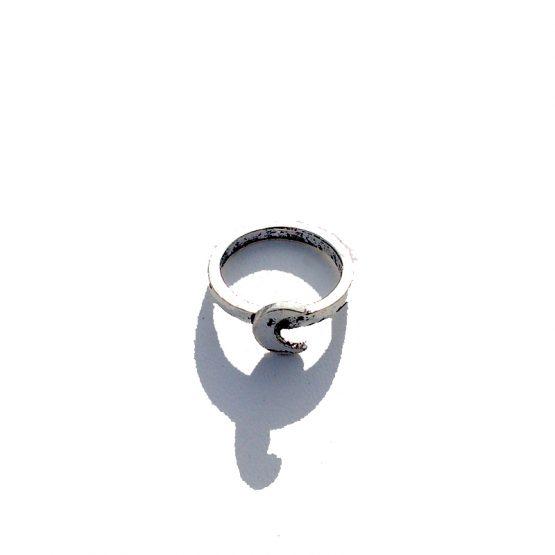 Boho Ring 2016 / versie 1 / bijoux / bohemian / zilver