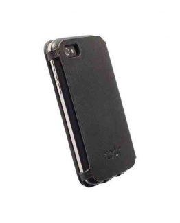 Malmo FlipCase for Blackberry Classic / Krusell / 76129 / black - zwart