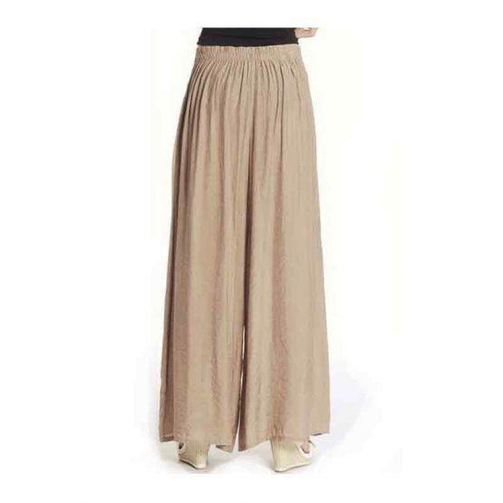 Harembroek Chiffon / dameskleding / boho - bohemian / beige