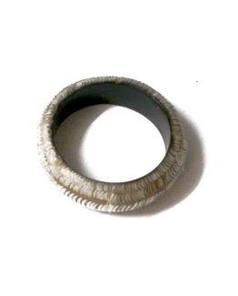 Manouk Steentijd Armband jj038-1 / bijoux / hoorn / beige