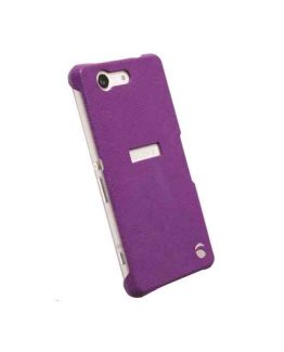 Krusell Drop Off Case Smartphone MfX Xperia Z3 Compact / smartphone-cover / paars