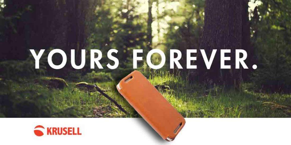 krussel smartphone covers / telefoon hoesje / mobile / lederwaren