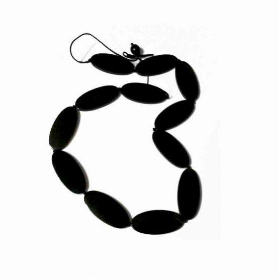 Manouk t103-1 Bogdana Ketting / bijoux / zwart